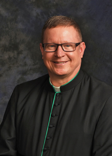 Fr. Christopher Roux